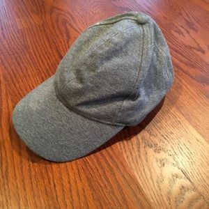 Accessories - Plain Heathered Gray Hat
